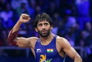 Just the start, says silver star Bajrang