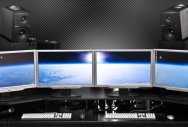 Boost work quality with ultrasharp monitors