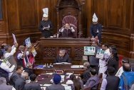 RS adjourned after ruckus over Rafale, Cauvery