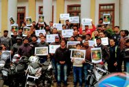 Bike rally to protect BNP zone