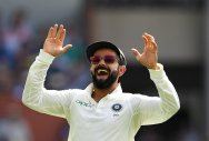 Kohli stands tall amidst the ruins
