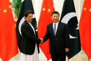 'China building most advanced naval warships for Pak'
