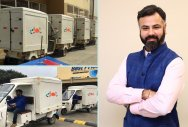DOT, a green logistics start-up