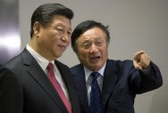 Huawei founder Zhengfei denies spying for China