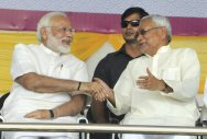 Modi, Nitish to campaign together after 10 years