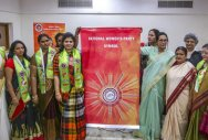 Women's parties want mainstream backing for LS polls