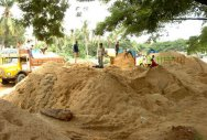 Illegal sand mining is wrecking rivers and lives