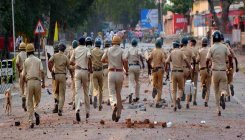 Aurangabad riots: Video of cops with rioters goes viral
