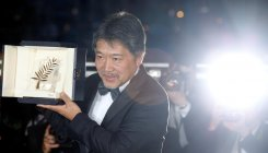 Cannes Film Festival: Japanese director wins Palme d'Or