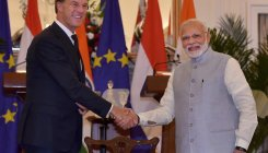 Netherlands joins India to criticise China's unfair Belt and Road initiative