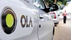 Two steal Ola driver's cab at knifepoint