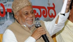 Sharief wants Congress to make his grandson MLC