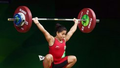 CWG gold medallist Sanjita reported for doping