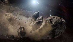 Tiny, Earth-bound asteroid has disintegrated over Africa: NASA