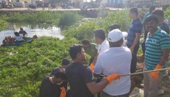 Cops joined history-sheeters, locals to clean up Jigani lake