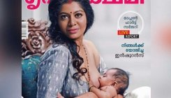Breastfeeding woman on mag cover not obscene: HC
