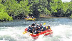 U'khand HC bans river rafting till new policy is framed
