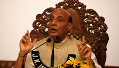 Home Minister Rajnath Singh. Reuters file photo