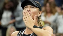 Sharapova back at Wimbledon and at crossroads