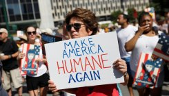 Protesters to march against US immigration policy