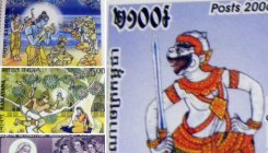 Ramayana stamp expo shows epic's global reach