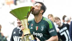 Buffon joins PSG for final shot at CL glory