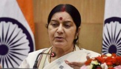 Will assist family of Indian killed in Kansas: Swaraj