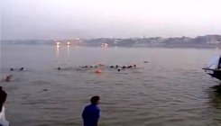 Seven missing after boat capsizes in AP