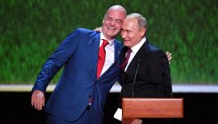 WC has changed perception of Russia: Infantino
