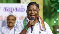 Puducherry govt against scrapping of UGC: Narayanasamy