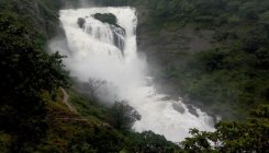 Measures to protect tourists at Mallalli waterfalls