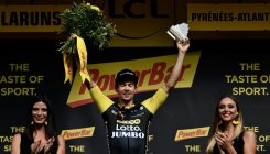 Roglic wins 19th stage; Thomas extends lead