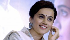 Taapsee Pannu would love to do Mithali Raj biopic