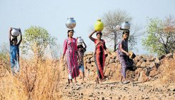 State planning to declare 84 taluks as drought-hit