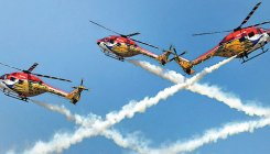 'Bengaluru best suited for air show'