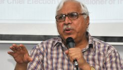 Match at least 5% of EVM and paper trails: Former CEC