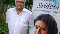 We can live with Sridevi's memories: Boney