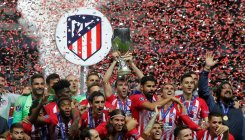 Atletico beat Real Madrid to lift Super Cup