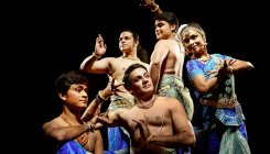 Indian, Swiss dancers collaborate for a cause