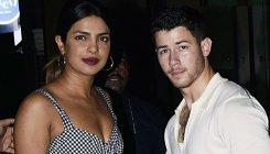 Celebrations begin for Priyanka, Nick Jonas' engagement