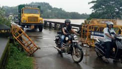 Century old Panemangaluru bridge faces collape threat