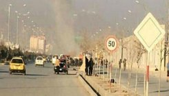 Multiple rockets hit Kabul, clashes underway