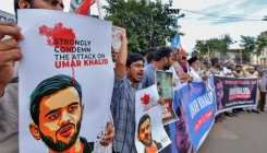 Two men who attacked Umar Khalid sent to police custody
