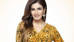 Raveena is brand ambassador of Mumbai's national park