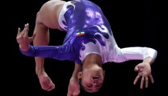 Dipa finishes 5th in beam final, no medal in gymnastics