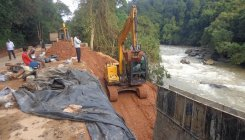 Work to clear boulders on Shiradi Ghat underway