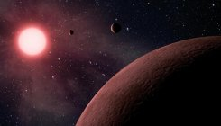 Water worlds could support life: Study