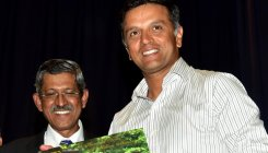 Dravid: It always feels like coming back home