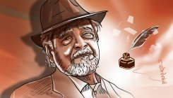 V S Naipaul: An enigmatic man