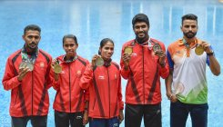 Rich haul of medals at Asian Games